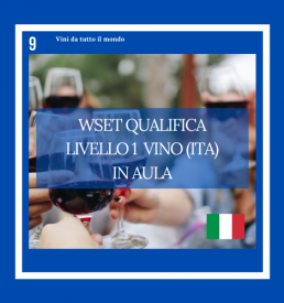 WSET Qualifica livello 1 vino