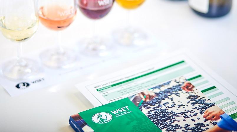 Novità importanti per i corsi del WSET da agosto 2019: nuovo Diploma WSET e 3° livello sui distillati