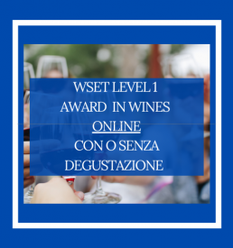 LIVE WSET Level 1 Award in Wines Online
