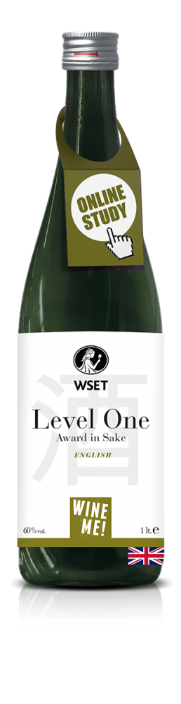 WSET Level 1 Award in Sake